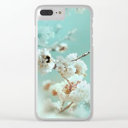 fuubutsushi (a sense of spring) Clear iPhone Case