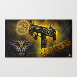 SMG 2 Canvas Print