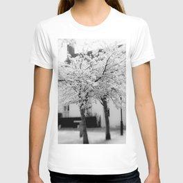 Candy Floss Explosion Monochrome T-shirt