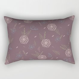Flower Power 03 Rectangular Pillow