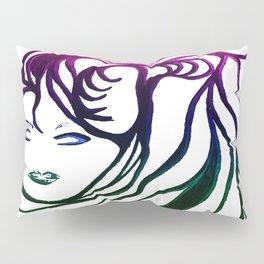 Glamour Girl Pillow Sham