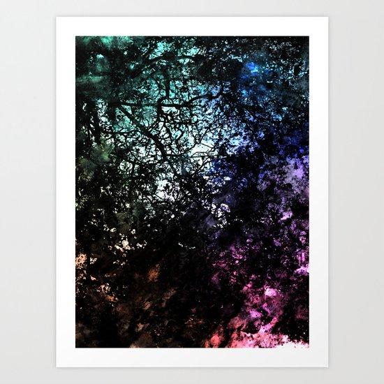 ε Avior Art Print