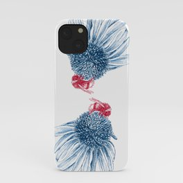Bumblebee on Echinacea iPhone Case