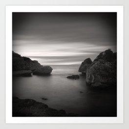 Porto Azzuro I Art Print