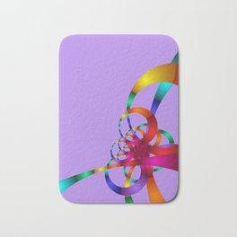 chaotic colors -1- Badematte