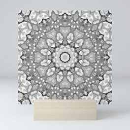 Mandala folk16 Mini Art Print