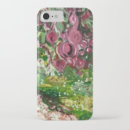 Out of the Garden iPhone Case