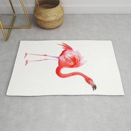 Flamingo #3 Rug