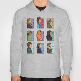 She Series - Real Women Collage Version 1 Hoody