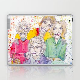 Golden Girls Laptop & iPad Skin