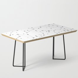 stars in the zodiac constellations Coffee Table