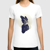 aurora T-shirts featuring  ♦  AURORA  ♦  by taciturn ♦ saturn