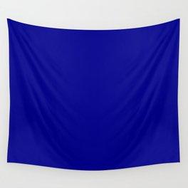 Dark Blue Wall Tapestry