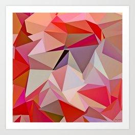 Polyrosa 2 Art Print