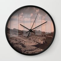 portal Wall Clocks featuring Portal by DM Davis