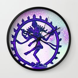 Sri Nataratsha Wall Clock