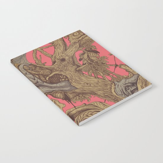 Wrath of Naturally Notebook