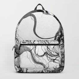 Ink lines Backpack