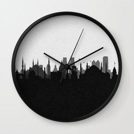 City Skylines: Istanbul Wall Clock