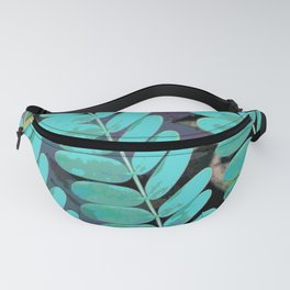 Young Leaves Fanny Pack