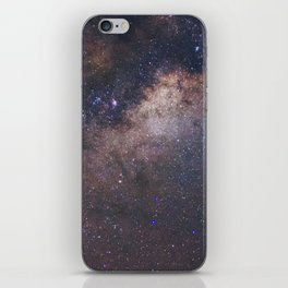 Milky Way in Chile iPhone Skin