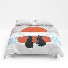 Mejor amigo Comforters