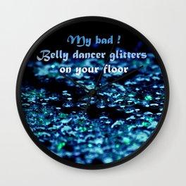 My bad ! Wall Clock