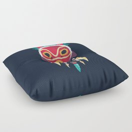 Spirit Catcher Floor Pillow