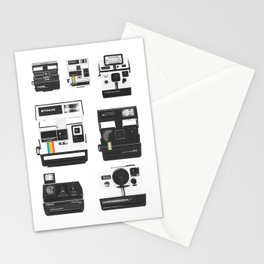 Instant Cameras - Collection Stationery Cards