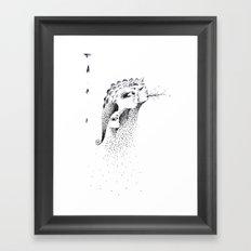 Faerie Framed Art Print