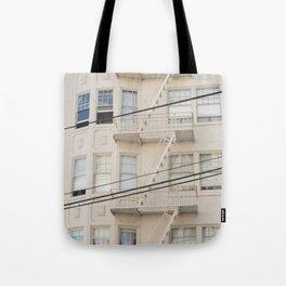 Architecture San Francisco Tote Bag