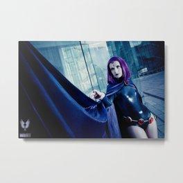 [SZ] Raven 2 Metal Print