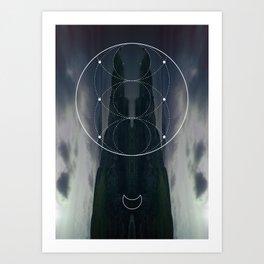 Goddess #2 Art Print