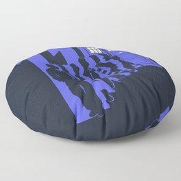 11 Steps forward Floor Pillow