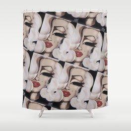 Baby Marilyn Shower Curtain