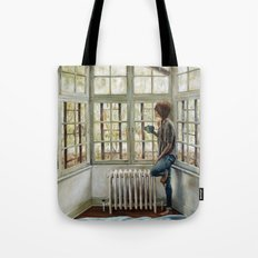 Front Window Tote Bag