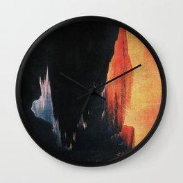 Fleeting Wall Clock