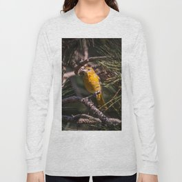 Morning Oriole Long Sleeve T-shirt