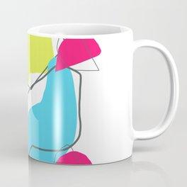 Shapes And Layers No. 1 Coffee Mug