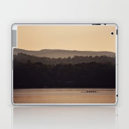 Sculling at Dawn Laptop & iPad Skin