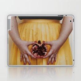 Punica granatum Laptop & iPad Skin