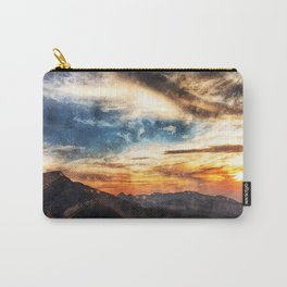 utah, mountain Carry-All Pouch