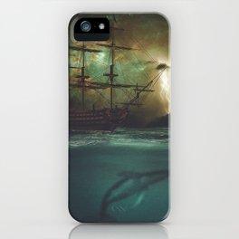 Kaapren Varen iPhone Case
