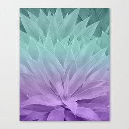 Agave Ocean Dream #2 #tropical #decor #art #society6 Canvas Print