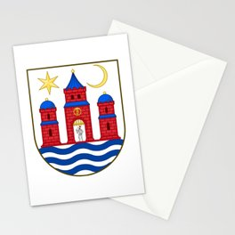 Lesser Coat of Arms of Copenhagen  Stationery Cards