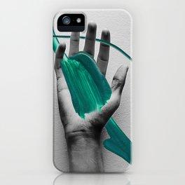 Splat! iPhone Case