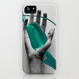Splat! iPhone Case