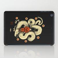 dbz iPad Cases featuring dbz by Louis Roskosch