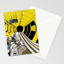 Piccadilly Tube Stationery Cards