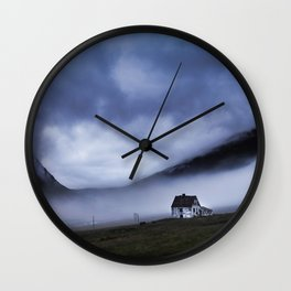 The Valley of Dreams Wall Clock